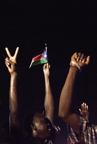 Oslavy vzniku Jižního Súdánu