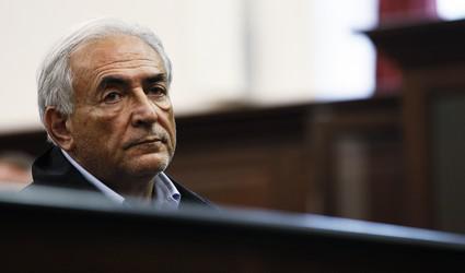 Dominique Strauss-Kahn u soudu