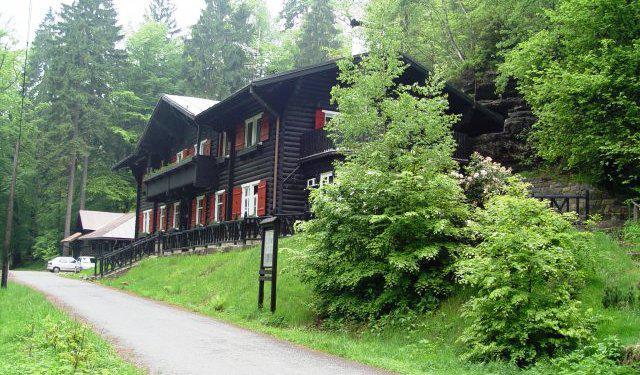 Lovecká chata Na Tokáni
