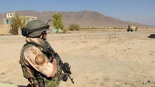 Česká jednotka v Afghánistánu