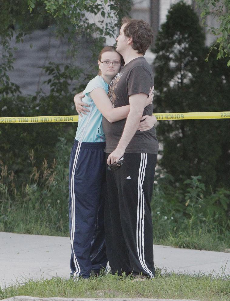 Smutek v Grand Rapids