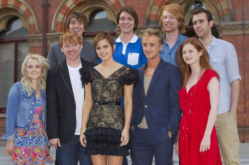 Herci z filmu Harry Potter a Relikvie smrti
