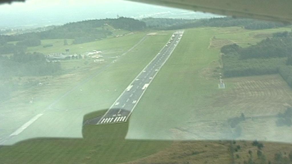 Karlovarské letiště