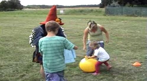Děti vítají začátek prázdnin