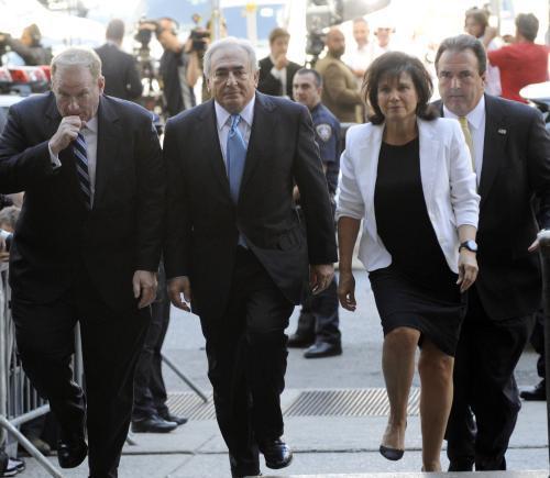 Strauss-Kahn míří k soudu