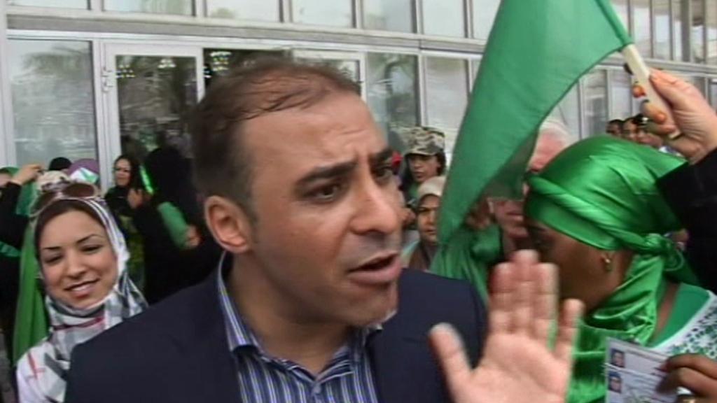 Músá Ibráhím, mluvčí libyjské vlády