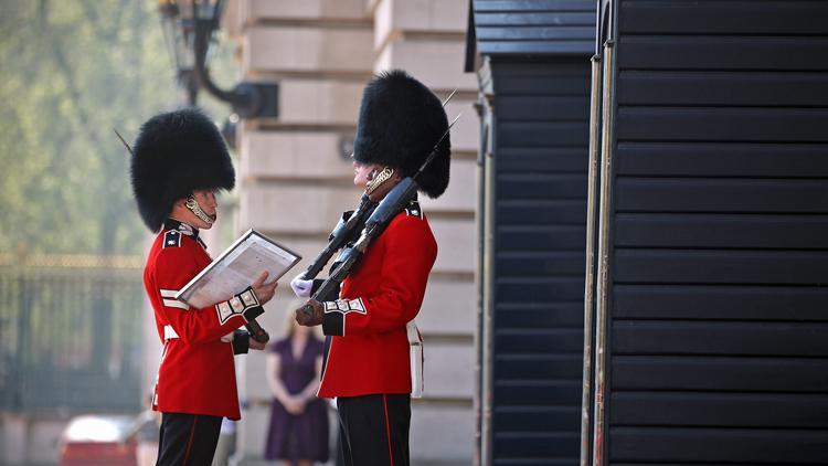 Skotská garda