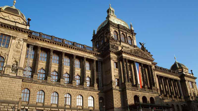 Praha - Národní muzeum