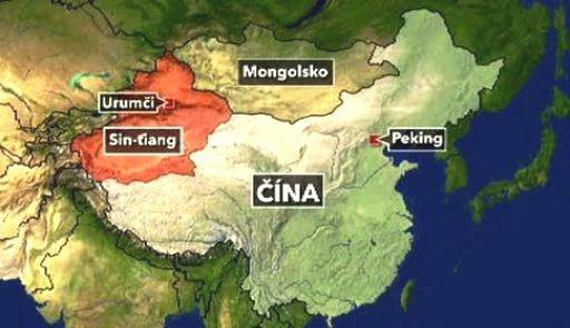Čínská autonomní oblast Sin-ťiang