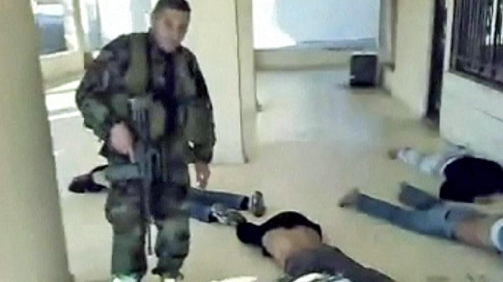 Zatýkání v Sýrii