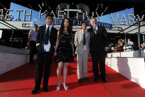 46. MFF KV / delegace k filmu Cigán