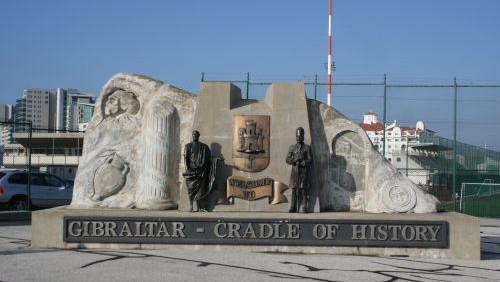 Vítejte na Gibraltaru!