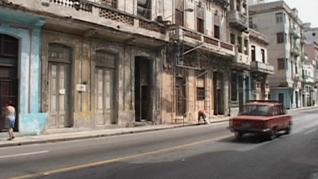 Ulice v Havaně
