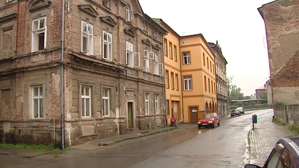 Broumovská ulice