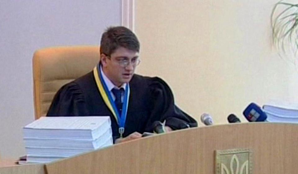 Soud s Julijí Tymošenkovou