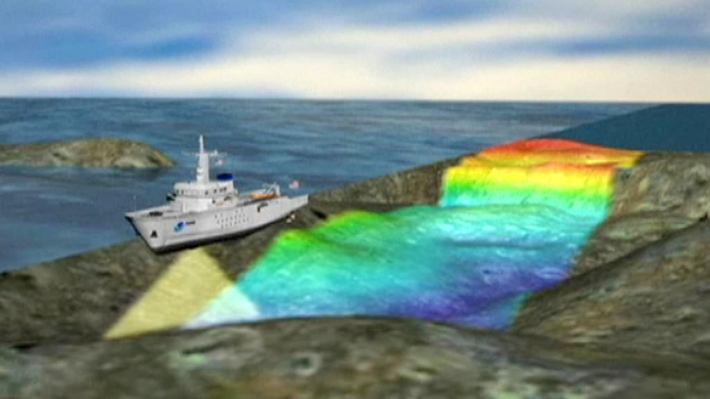 Průzkum mořského dna