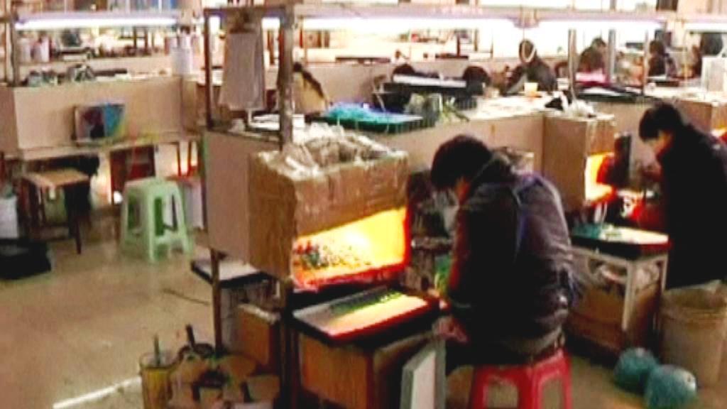Zpracování kovů v Číně