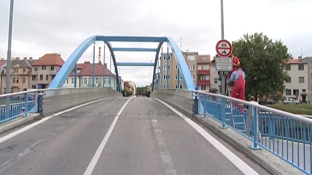Most přes řeku Malši