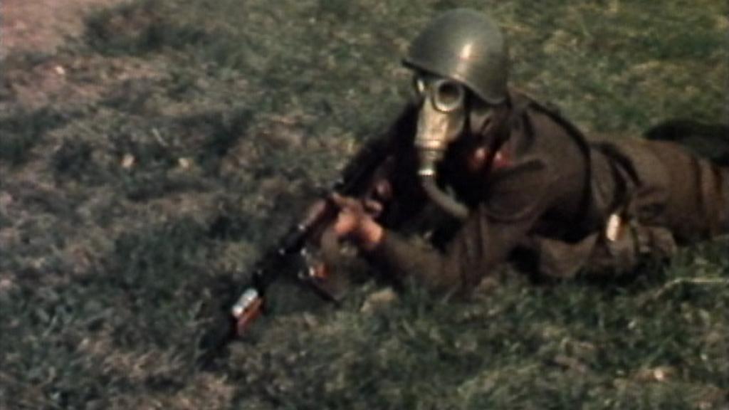 Sovětský voják