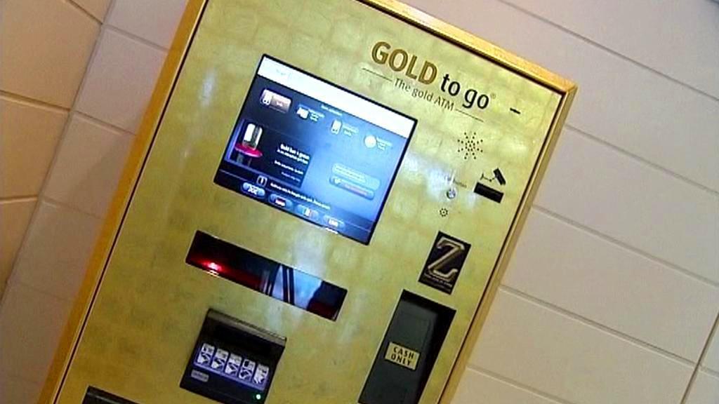 Londýnský automat na zlato