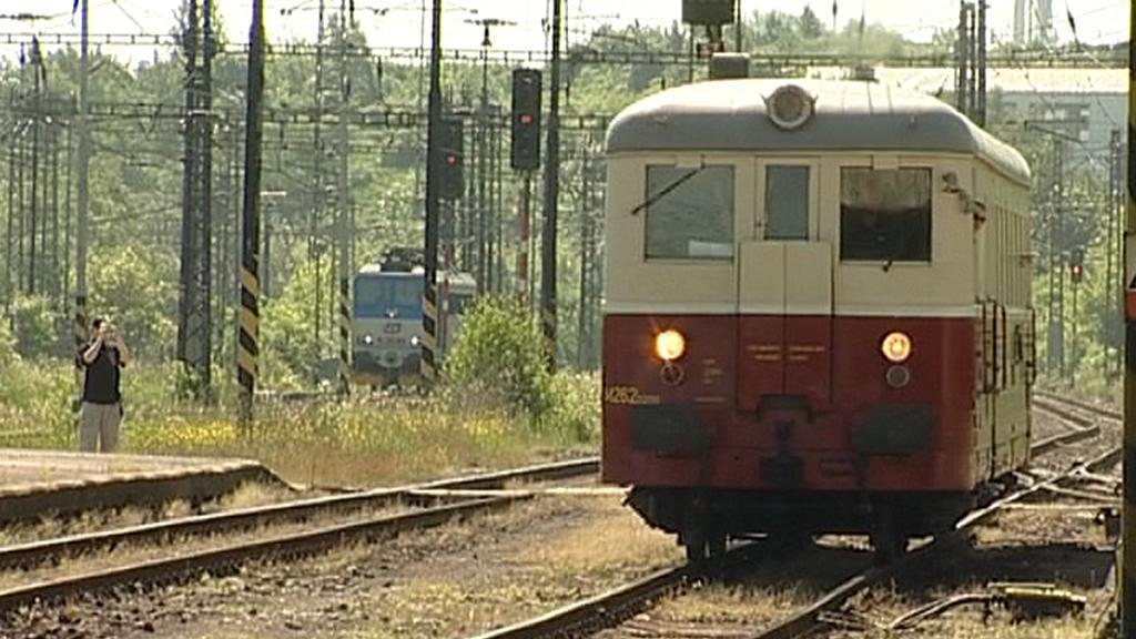 Vlak ze Švestkové dráhy