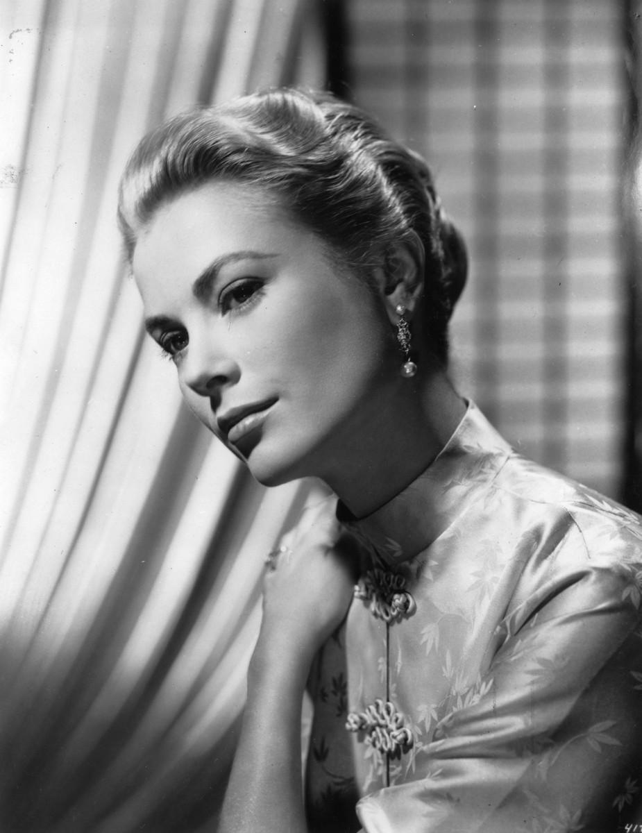 Monacká kněžna Grace