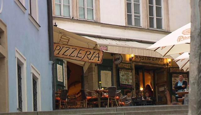 Pizzerie Mystic Café