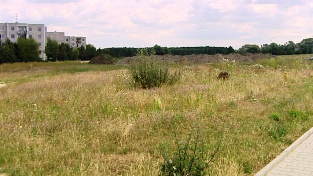 Pozemek na stavbu školky