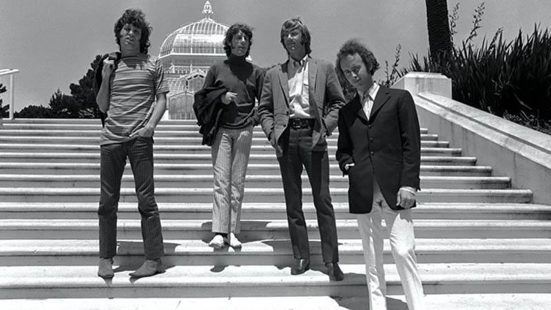 The Doors / When You´re Strange