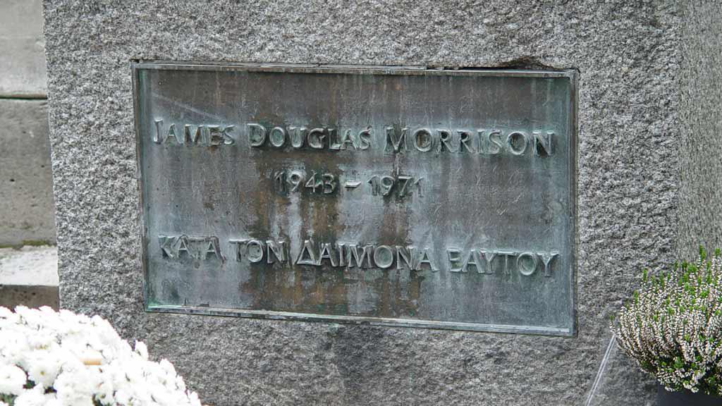Hrob Jima Morrisona