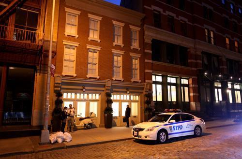 Strauss-Kahn tráví domácí vězení v luxusním newyorském domě