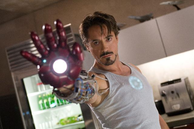 Robert Downey jr. ve filmu Iron Man