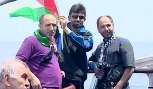 Propalestinštní aktivisté
