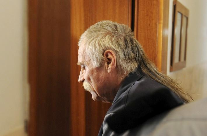 Bohumil Pelíšek u soudu