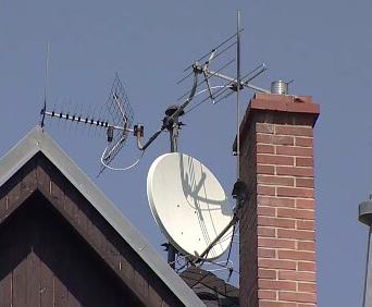 Televizní anténa