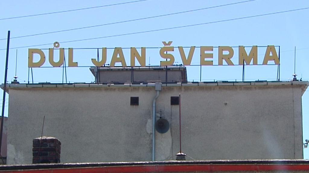 Důl Jan Šverma