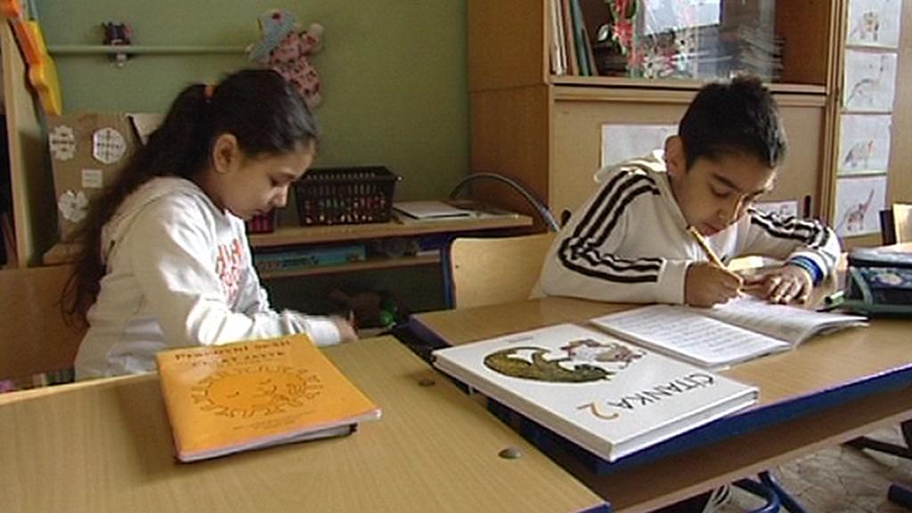 Romové ve škole
