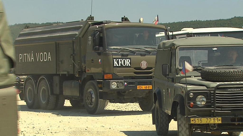 Mise KFOR v Kosovu