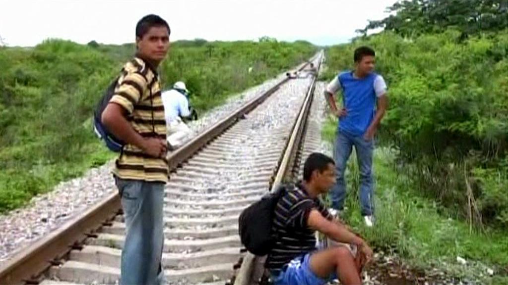 Mexičtí migranti