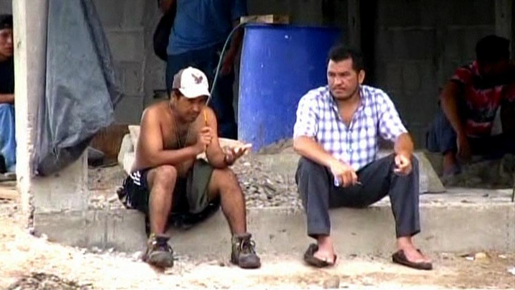 Mexičtí běženci