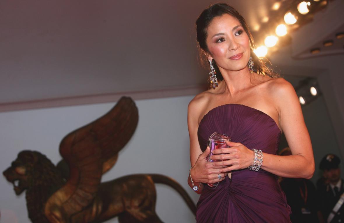 Michelle Yeohová byla kvůli roli Su Ťij vyhoštěna z Barmy