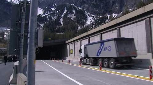 Tauernský tunel