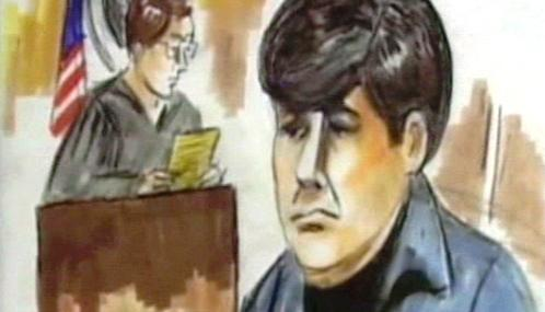 Rod Blagojevich před soudem