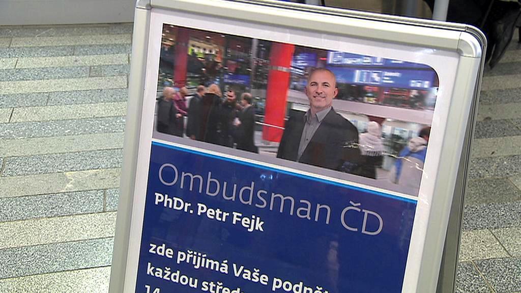 Petr Fejk funkci ombudsmana ČD opouští