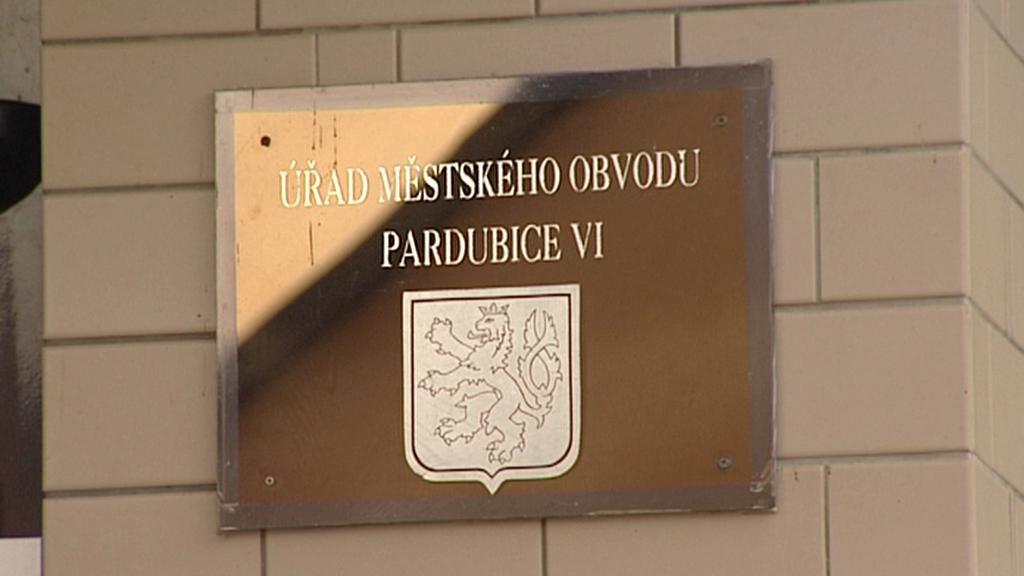 Úřad MO Pardubice VI