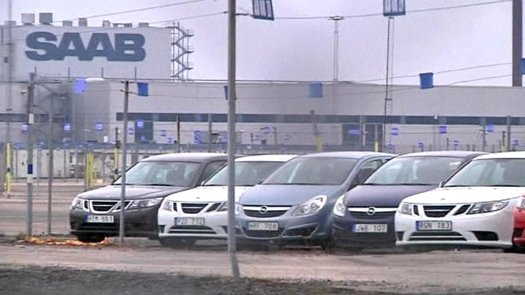 Automobily Saab