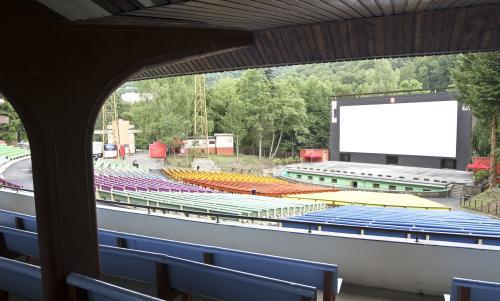 Letní kino v Karlových Varech