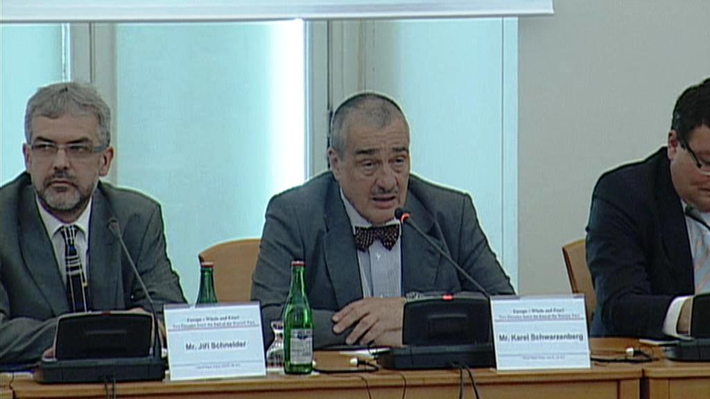 Konference k zániku Varšavské smlouvy