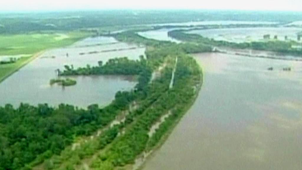 Rozvodněná Missouri