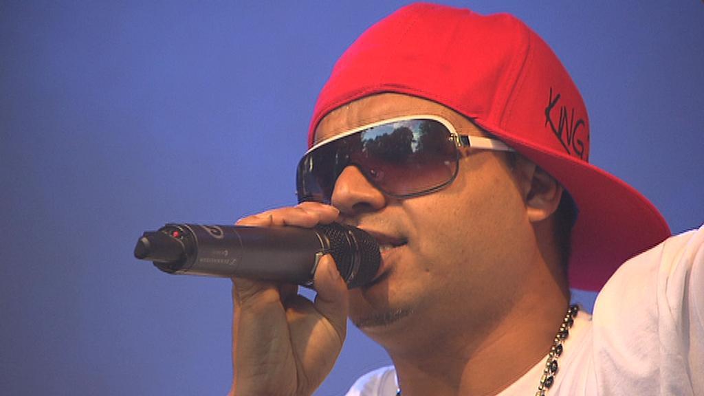 Afghánský rapper Král Besho